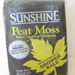 sunshine peat moss
